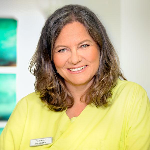 Zahnärztin Brigitte Exner